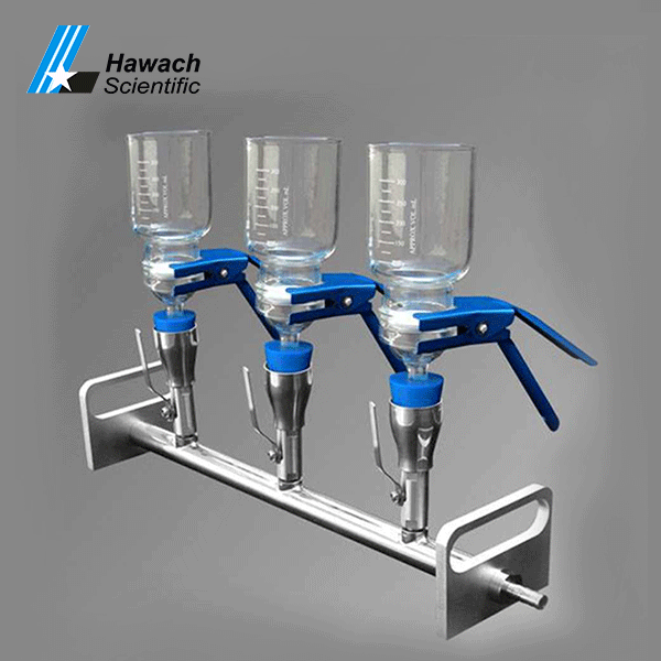 3-Branches Vacuum Filtrations