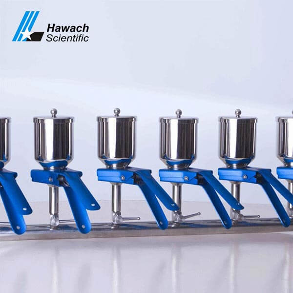 Stainless Steel Six-Branches Vacuum Filtrations