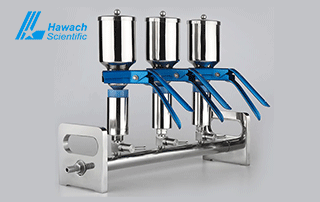 The multi-branches vacuum filtration