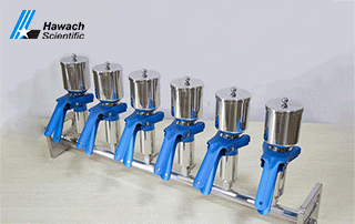 Six Branches Stainless Steel Vacuum Filtrations