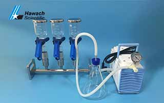 Laboratory Vacuum Filtration Type, Use and Construction